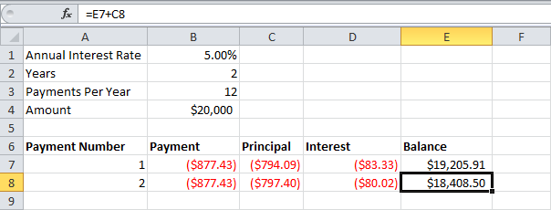 how to calculate an amortization schedule in excel koni polycode co