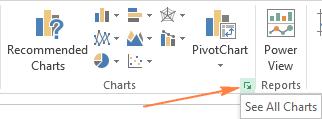 Как создать диаграмму в Excel