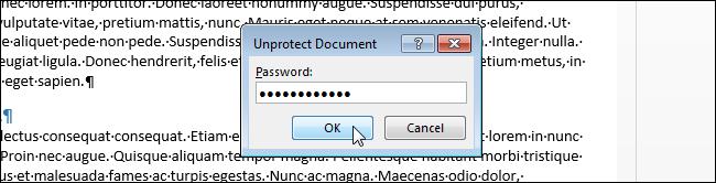 Как сделать документ только для просмотра