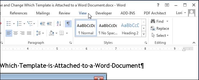 Как сделать документы ворд в одном окне