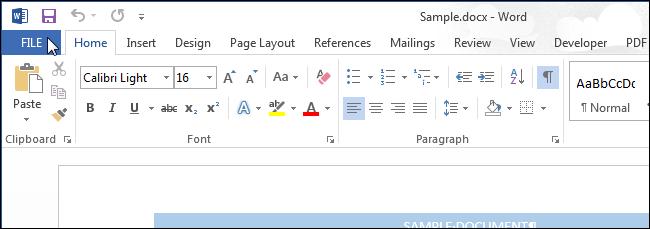 Как распечатать документ 15