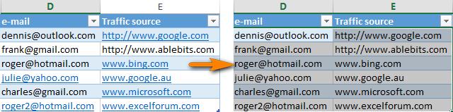 Как удалить разом несколько (или все) гиперссылок с листа Excel