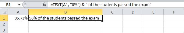 Преобразуем числа в текст в Excel