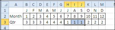 30 функций Excel за 30 дней: ВЫБОР (CHOOSE)