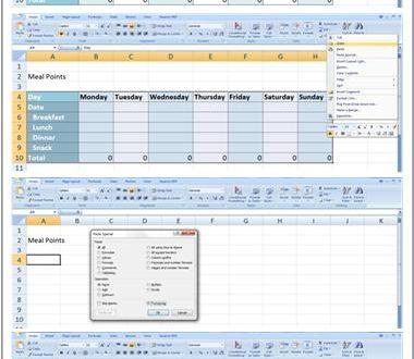Специальная вставка в Excel: пропускаем пустые ячейки, транспонируем и удаляем ссылки