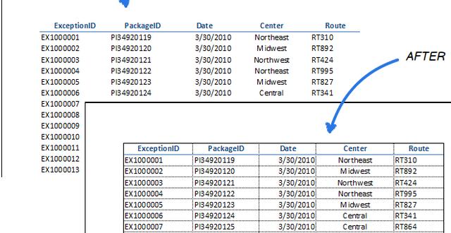 Как в Excel печатать линии сетки