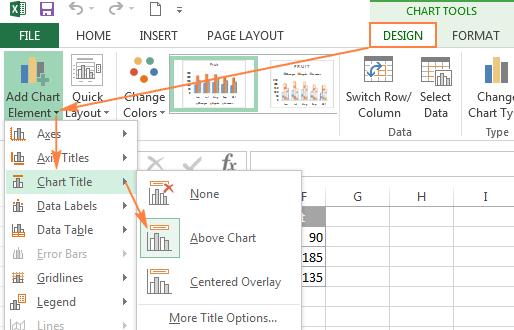 Настройка диаграмм в Excel: добавляем название, оси, легенду, подписи данных и многое другое