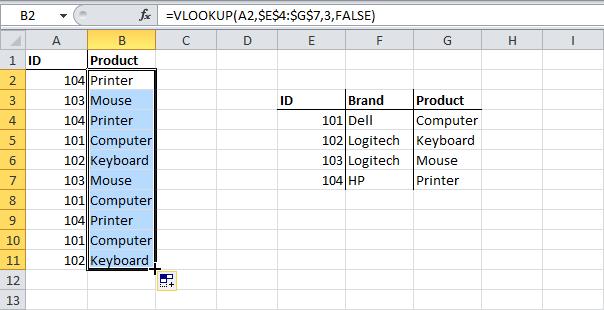 Функции Excel для работы со ссылками и массивами