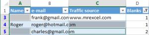 Как можно удалить в Excel все пустые строки автоматически