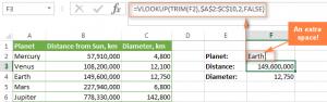 Почему не работает функция ВПР в Excel (причины, ошибки и их решение)