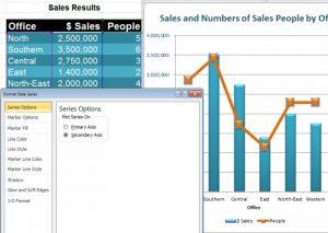 Диаграммы в Excel с разными данными: назначение, виды, как построить