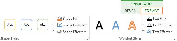 Как нарисовать секторную диаграмму в Excel