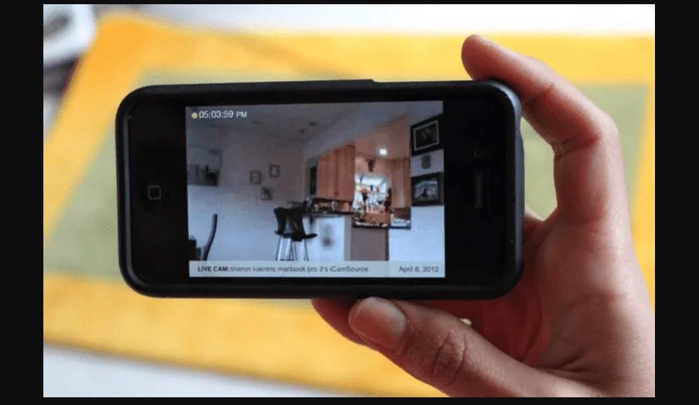 """Камера смартфона """"умеет"""" находить скрытые камеры видеонаблюдения. Правда или миф?"""