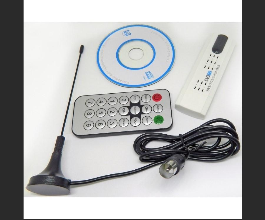 Подключаем эфирное ТВ к ПК без доступа в интернет