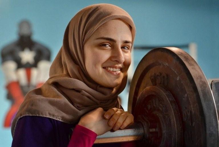Приложение для занятий фитнесом специально для мусульманских женщин