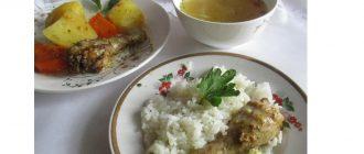 Ужин из 3 блюд в одном кухонном аппарате - быстро, полезно, меньше посуды