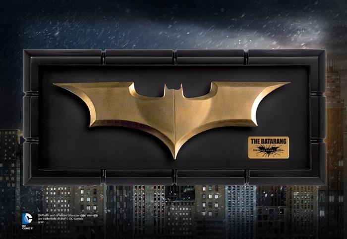 4 элемента снаряжения Бэтмена, которые действительно существуют
