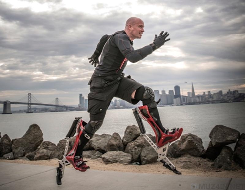 Bionic Boots - и ты станешь олимпийским чемпионом по бегу без тренировок. Сапоги-скороходы!