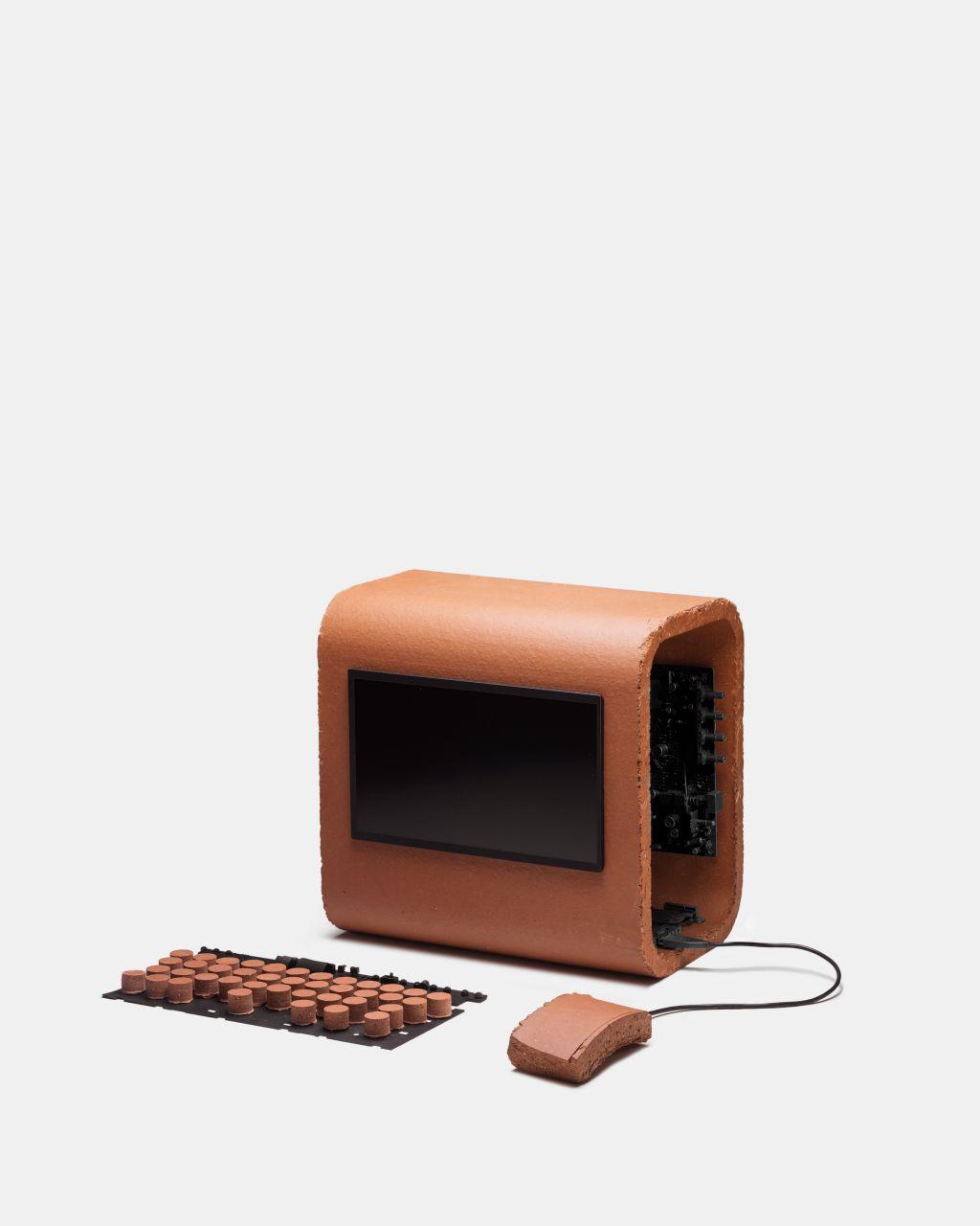 Компьютер из кирпича