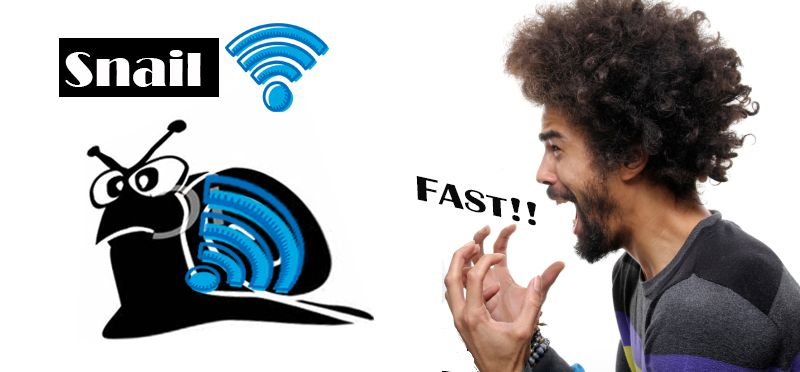 Исправляем медленный Wi Fi