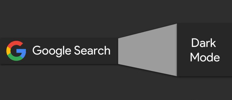 У Google наконец-то появилась тёмная тема