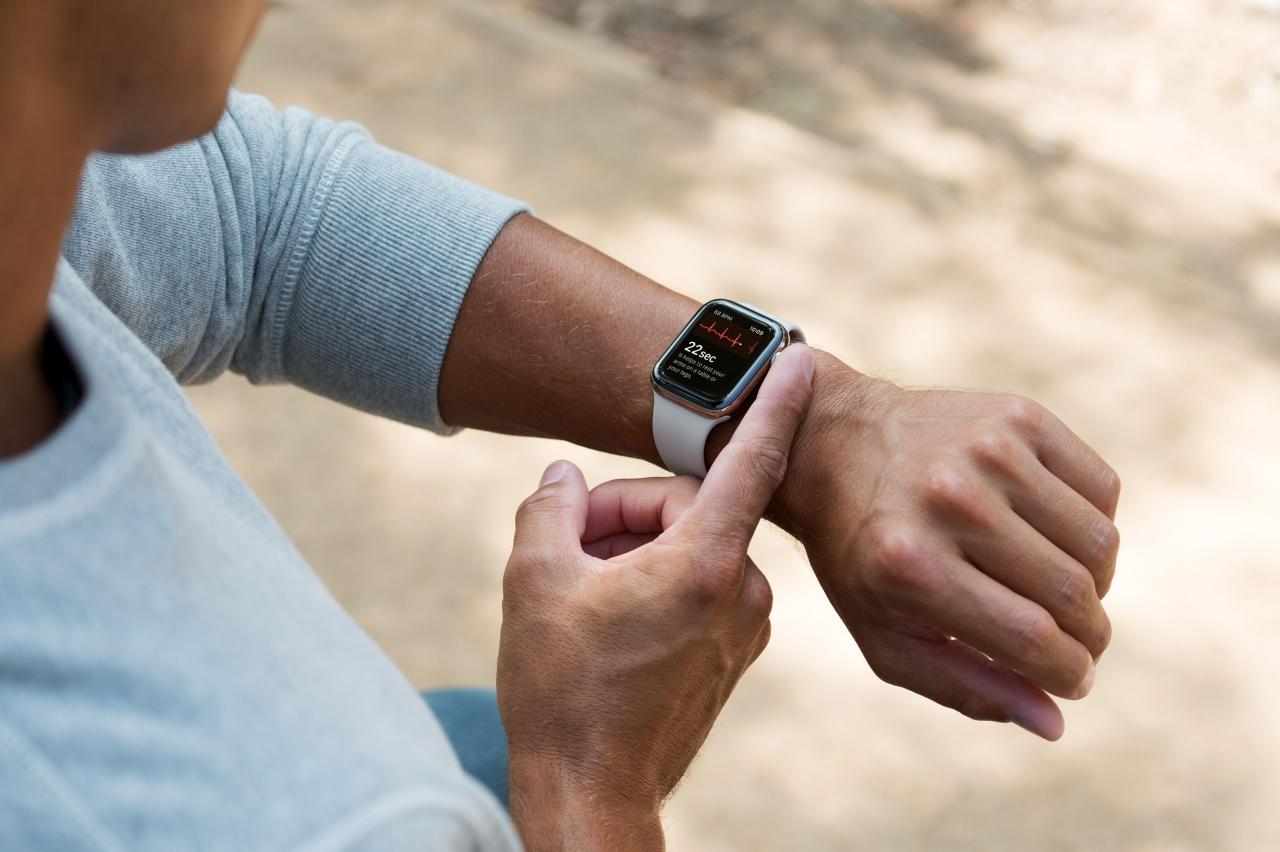 Время автономной работы Apple Watch
