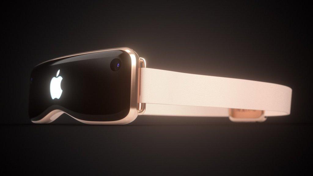 VR-шлем от Apple