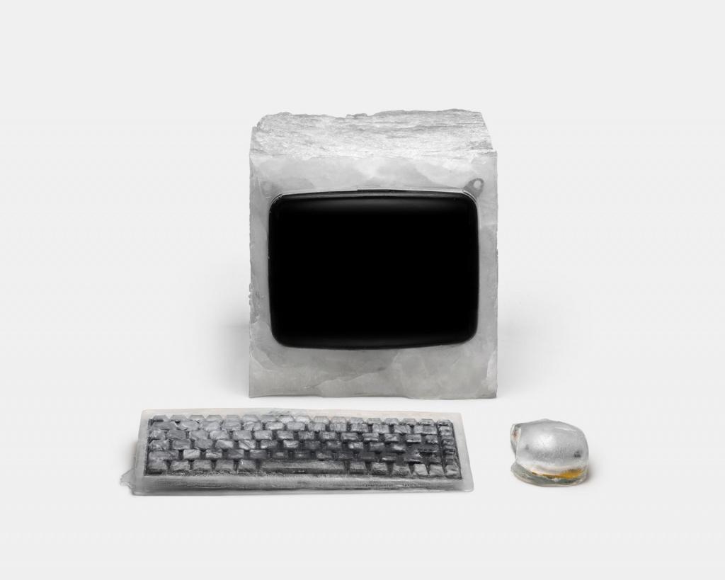 Apple Mac изо льда