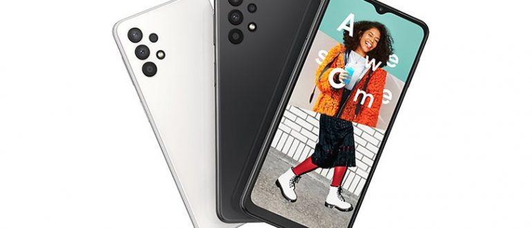 Самый дешевый смартфон с поддержкой 5G Samsung Galaxy A32 5G поступил в продажу в некоторых странах Европы
