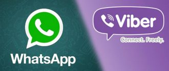 Viber против WhatsApp: какой мессенджер лучше подходит для ваших потребностей