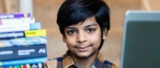 Семилетний ребенок стал самым молодым программистом в мире