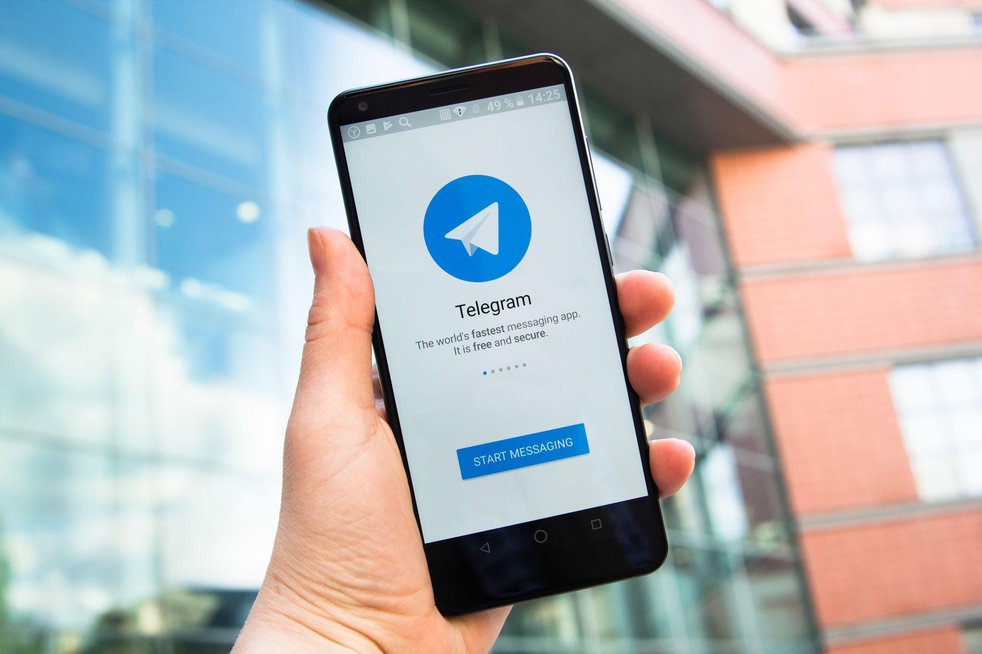 """""""Берегитесь мошенников!"""": в Telegram появился бот """"обманщик"""" для вымогания денег"""