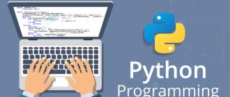 Работа с файлами в Python. Чтение и запись в файл (ввод-вывод)