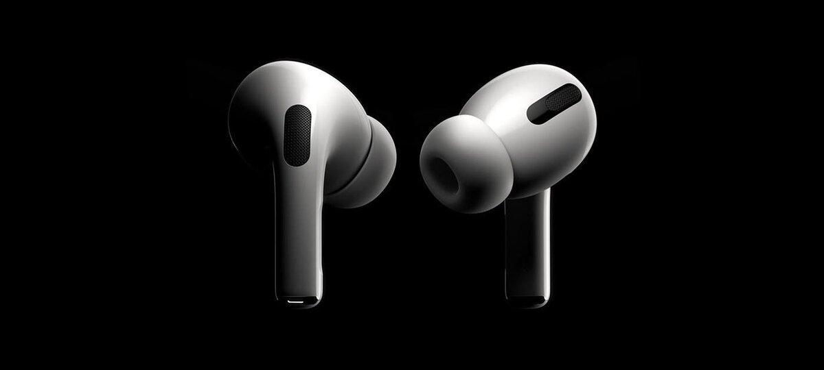 Apple AirPods Pro: как включить усиление разговора