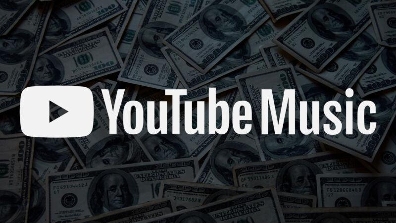 YouTube Music добавляет функцию фонового прослушивания