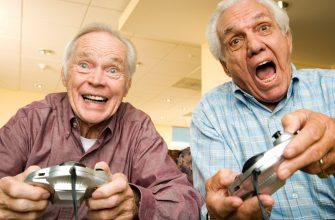 Пенсионеры играют в игры больше, чем молодёжь (и в этом есть польза!). Удивительное исследование The Gamer