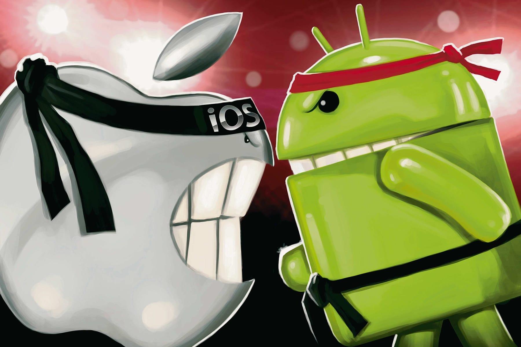 Почему камеру iPhone любят больше, чем Android?