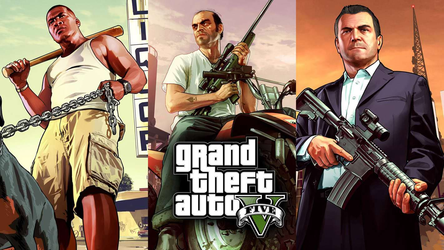 Rockstar официально представила переиздание цикла Grand Theft Auto